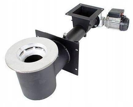 podajnik stalowo zeliwny - Jowisz PLUS 30 kW
